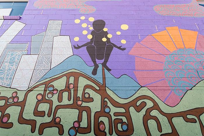 Sun Valley Mural 4