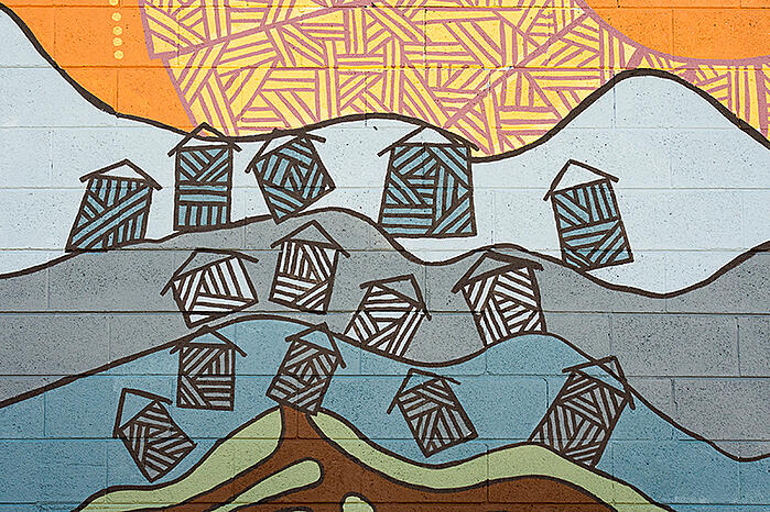 Sun Valley Mural 5