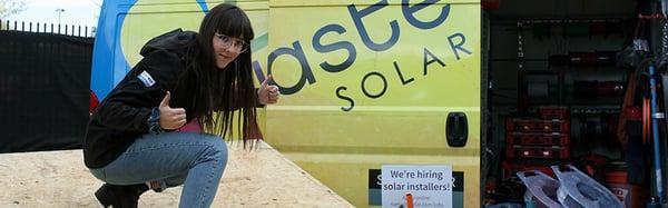 Solar Spotlight: Emily Paulsen