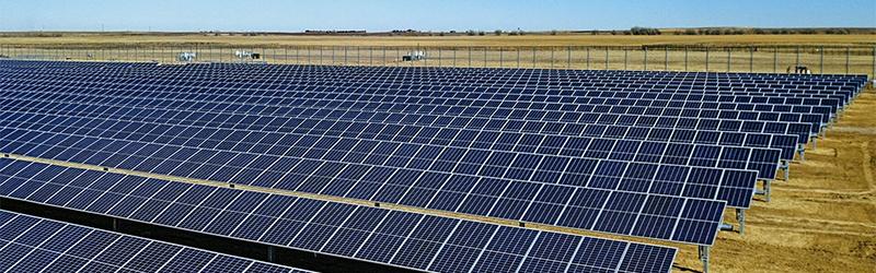 Community Solar and Solar Farms in Colorado: How to Go Solar if Home Solar isn't an Option