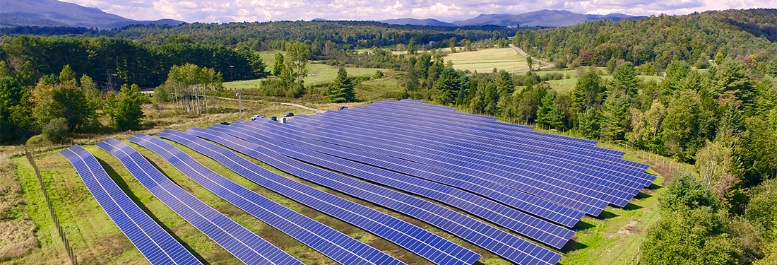 Electric departments select builders for solar farms